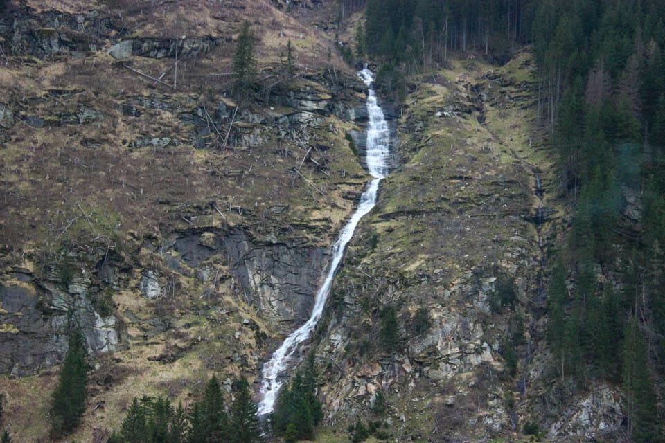 paysages montagneux autriche