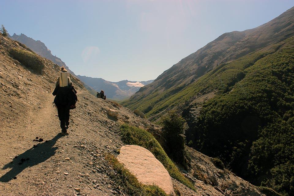 Torres-del-paine-sentier