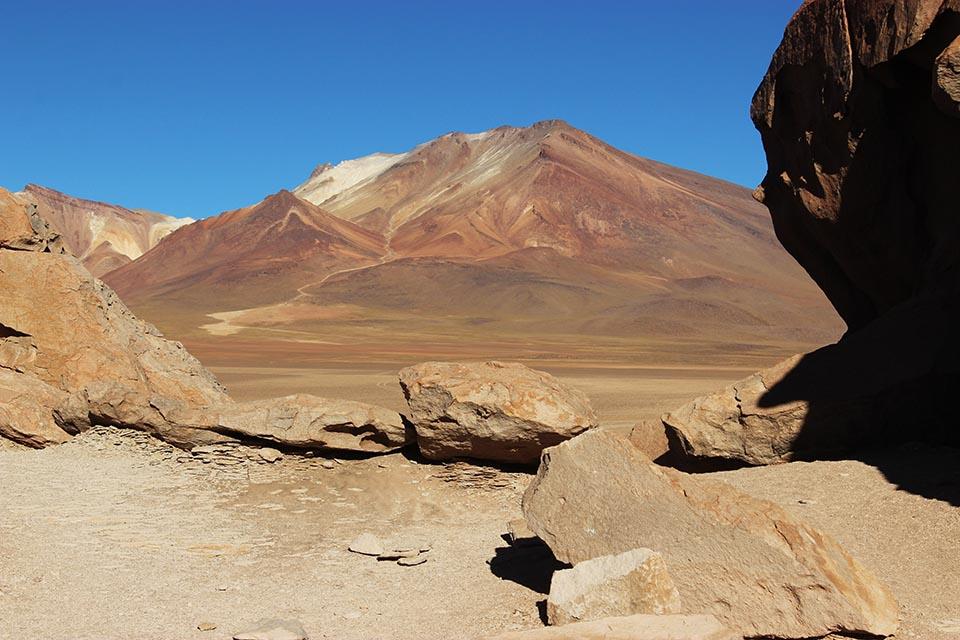 desert,siloli, bolivia