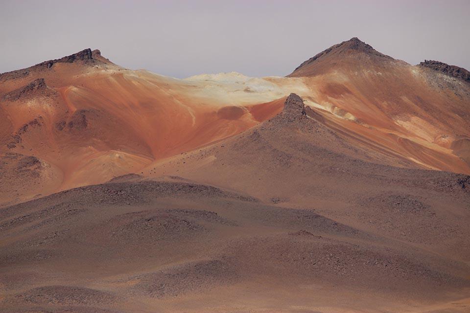 desierto de deli bolivie