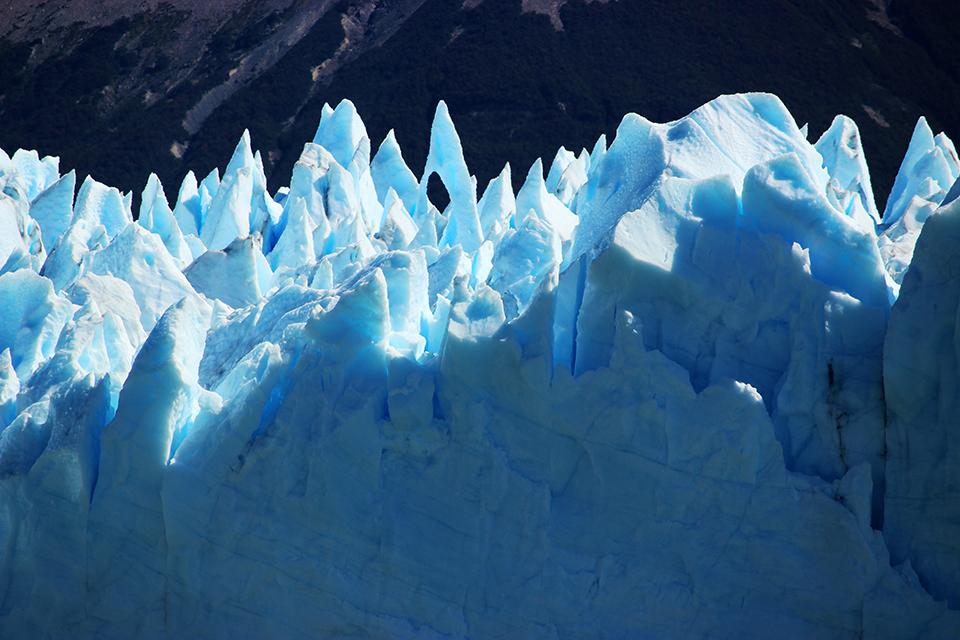 el perito moreno argentina patagonia