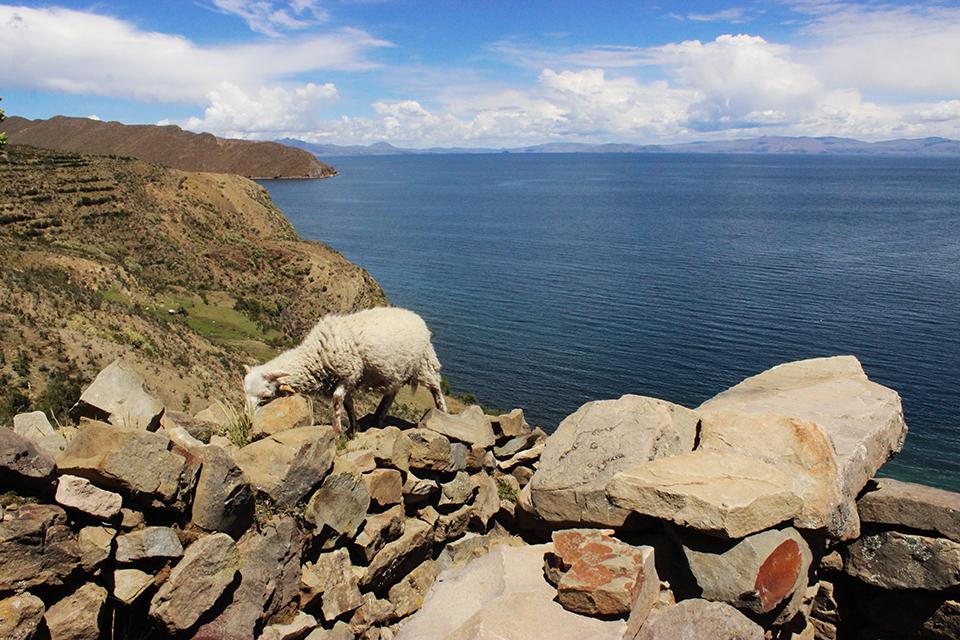 explore le monde, isla del sol, incas, bolivia