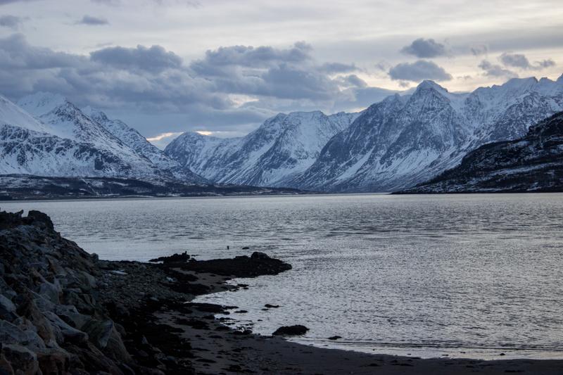 lyngen-alps-norvege