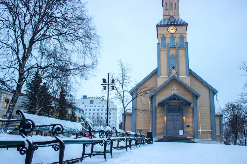 cathédrale-bois-tromso