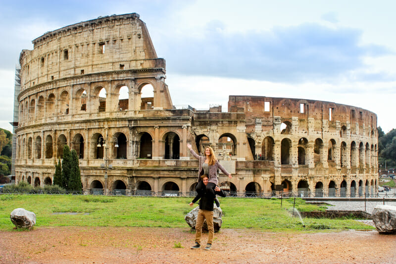 3 jours à Rome, séjour dans un musée à ciel ouvert