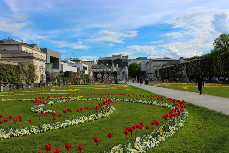 Salzbourg, balade