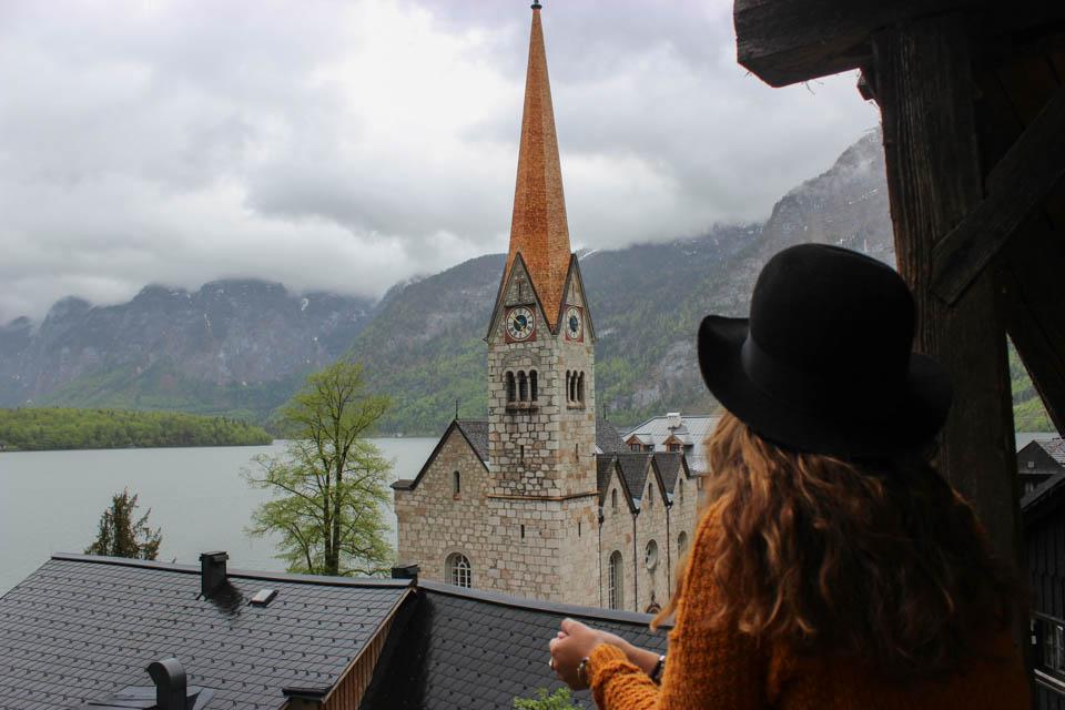 Séjour à Hallstatt, coup de coeur