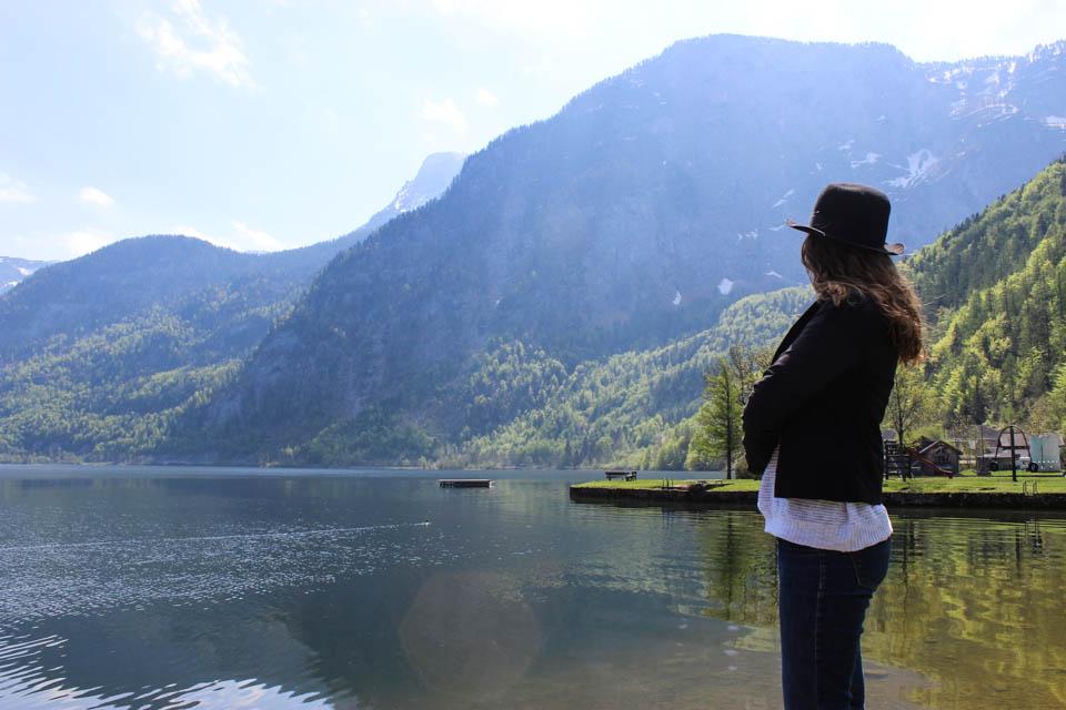 Hallstatt, une ville insolite sur l'eau