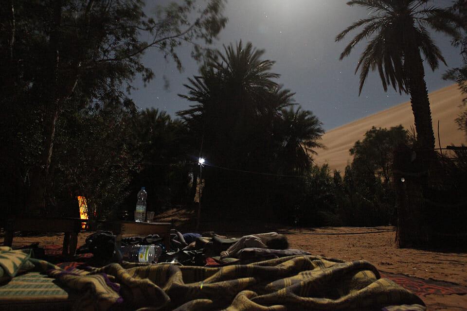 dormir au maroc