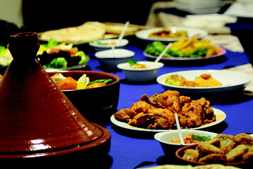 maroc tajine repas