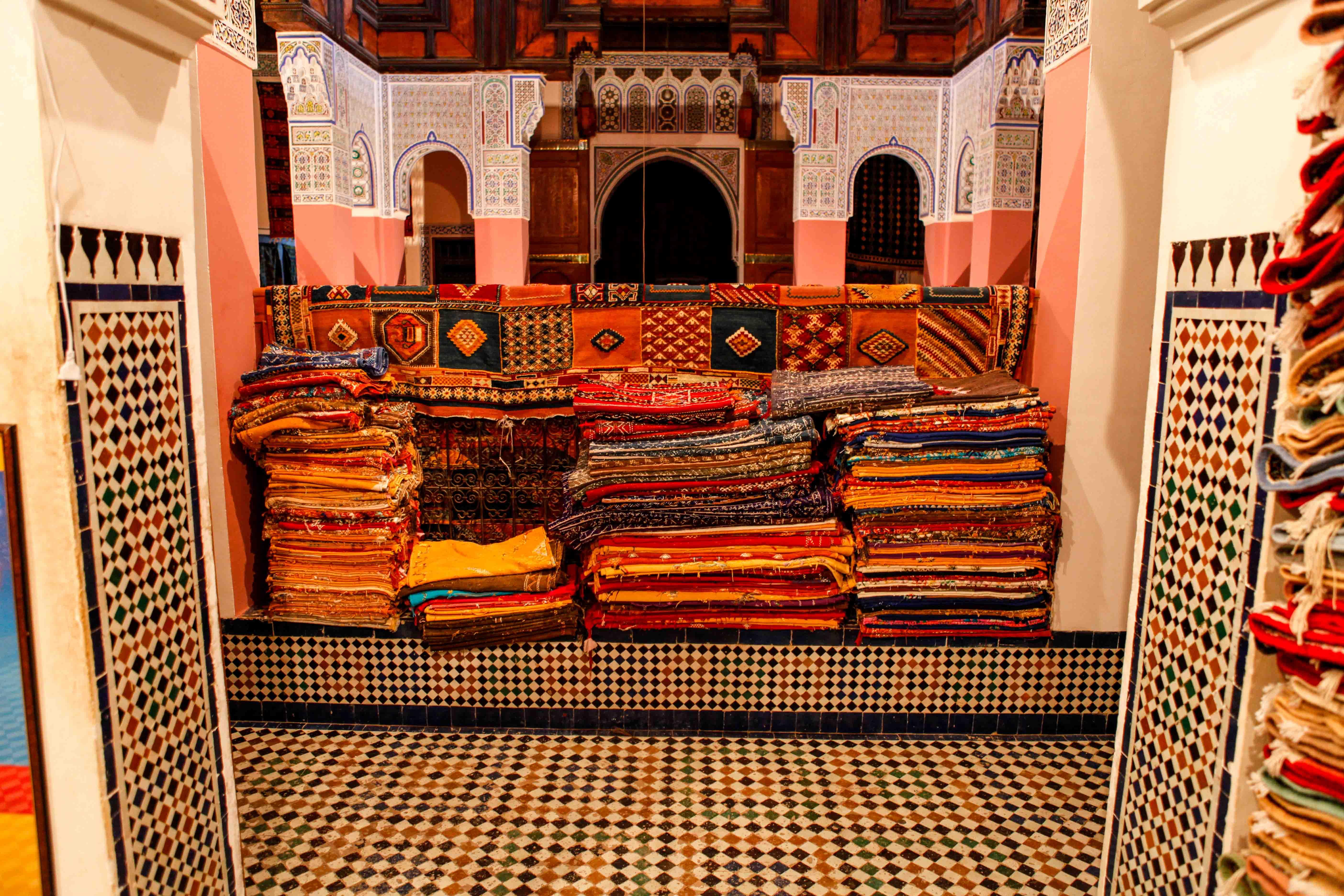 fes-medina-tapis