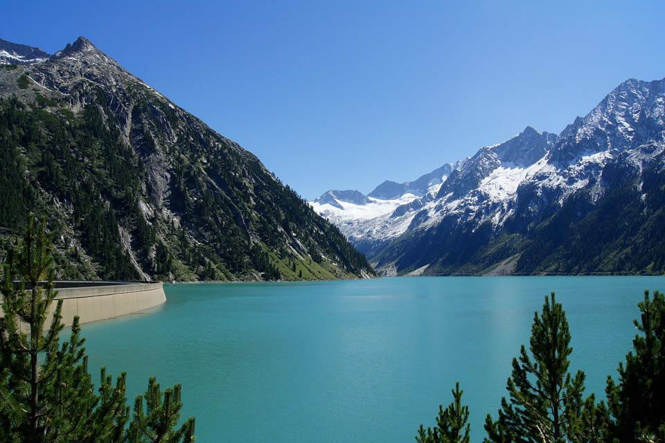 L'Autriche, majestueusement vôtre