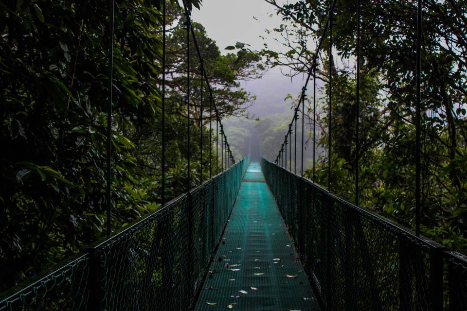 La région du volcan Arenal, une étape à ne pas manquer