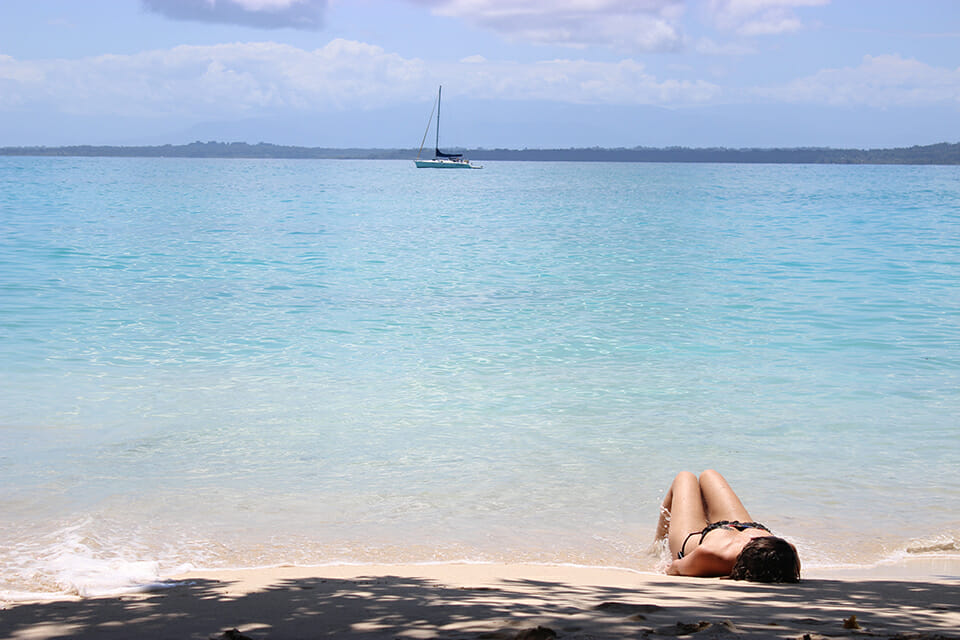 isla zapatillas costa rica