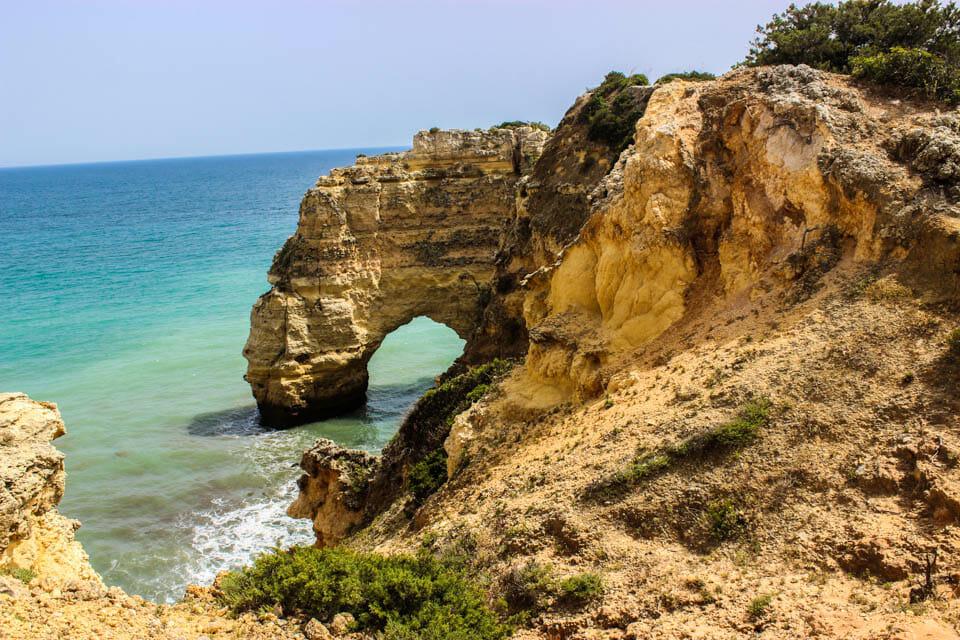 Faro, Lagoa et Sagres :  La côte de l'Algarve