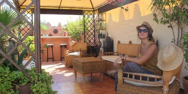 marrakech les nuits de marrakech riad
