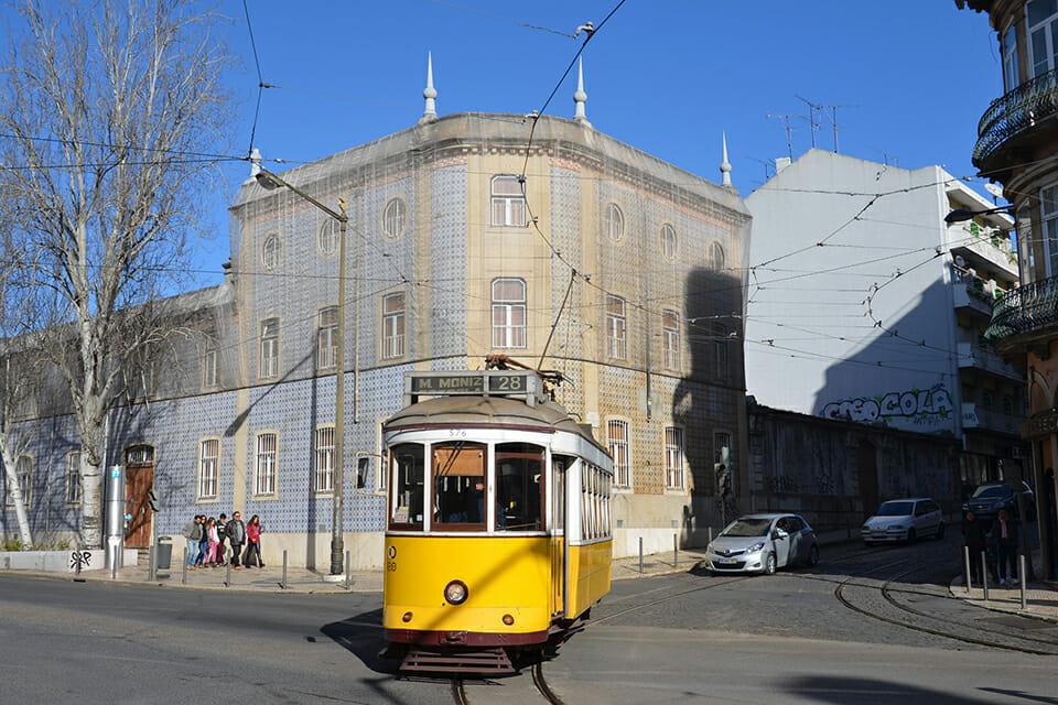 portugal transport lisbonne astuces