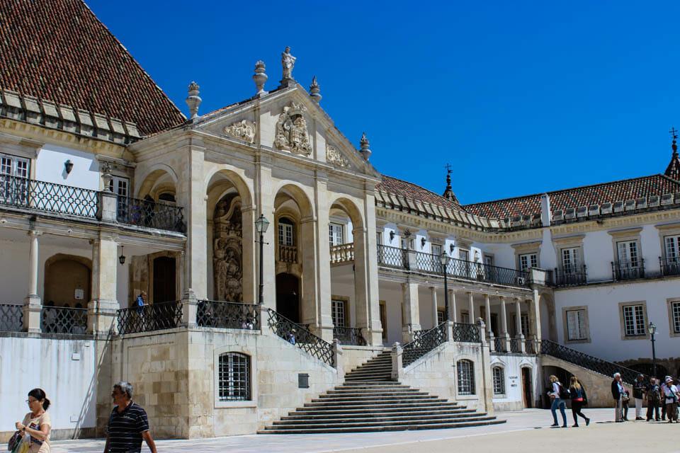 Coimbra, la ville qui ne dort jamais