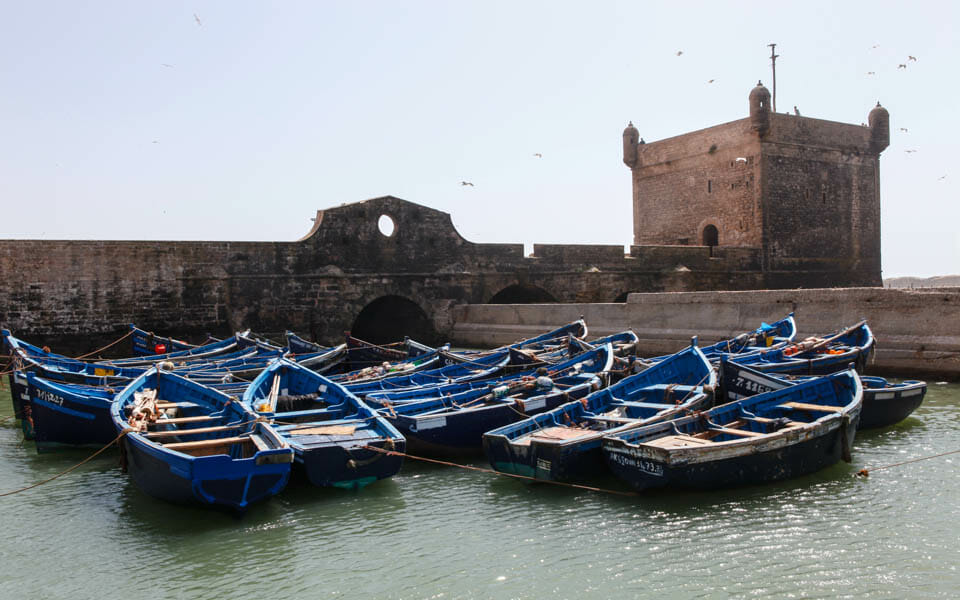 Essaouira, une perle au bord de l'Atlantique