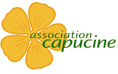 Logo association capucine explore le monde