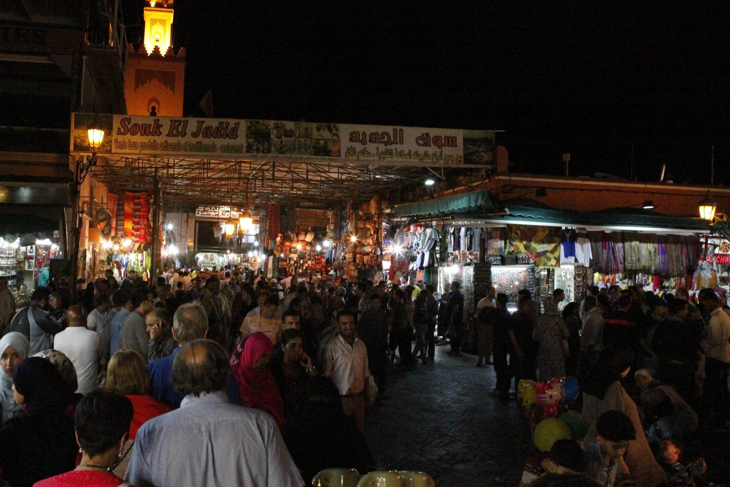 Négocier dans les souks marocains en 7 étapes