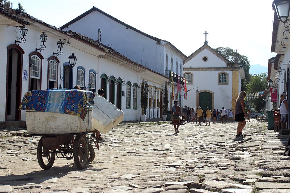 explore le monde bresil paraty ville coloniale