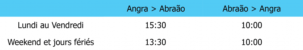horaires-angra-abraao-ilha grande