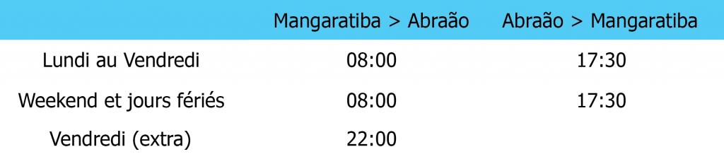 horaires-mangaratiba-abraao-ilha grande