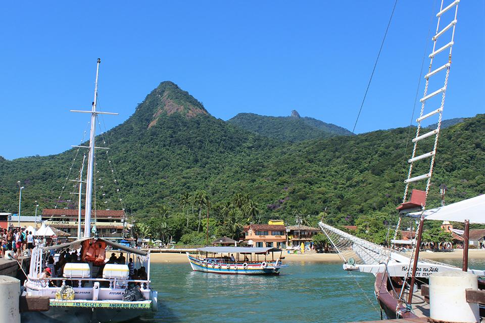Ilha grande,une mise au vert brésilienne !