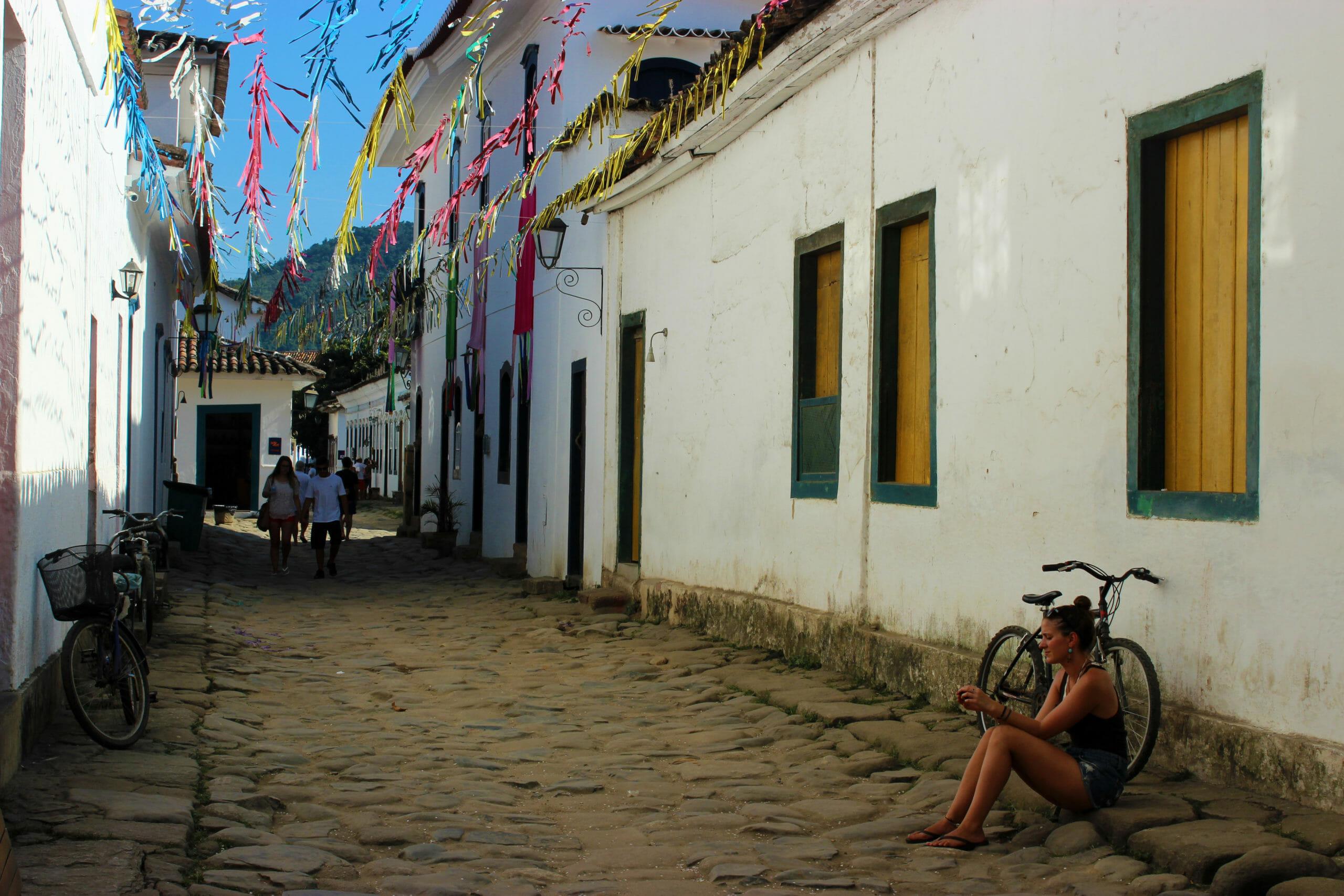 Paraty, la cité coloniale au goût de Paradis