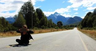 Auto-stop-carretera-austral