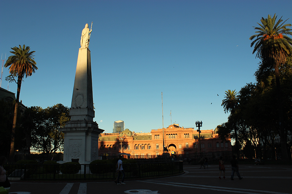 plaza mayo buenos aires