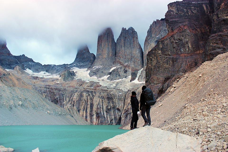 Torres del Paine, célèbre trek du sud de la Patagonie