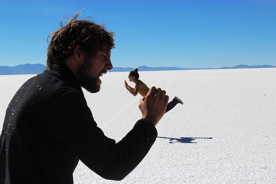 salar, uyuni, photo, art