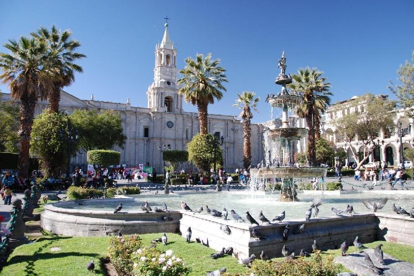 Arequipa, le petit paradis blanc