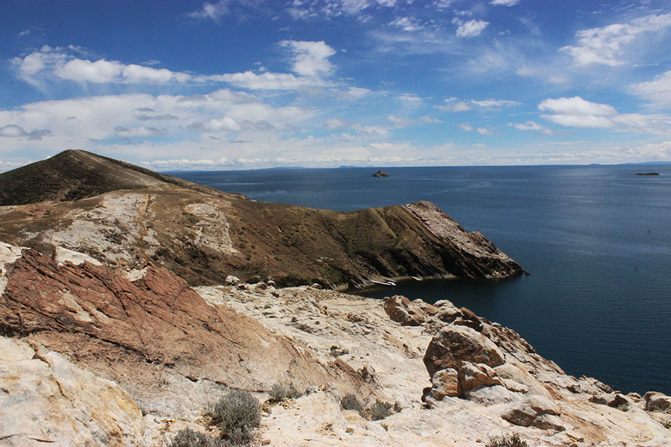 explore le monde, lac titicaca, isla del sol