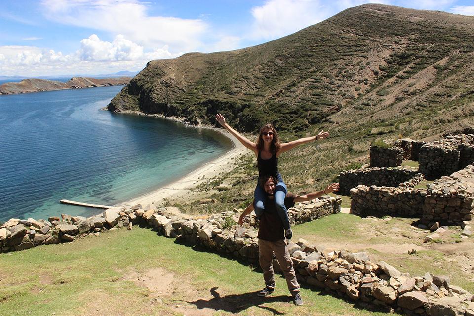 Copacabana, au plus près du lac Titicaca et l'île du soleil