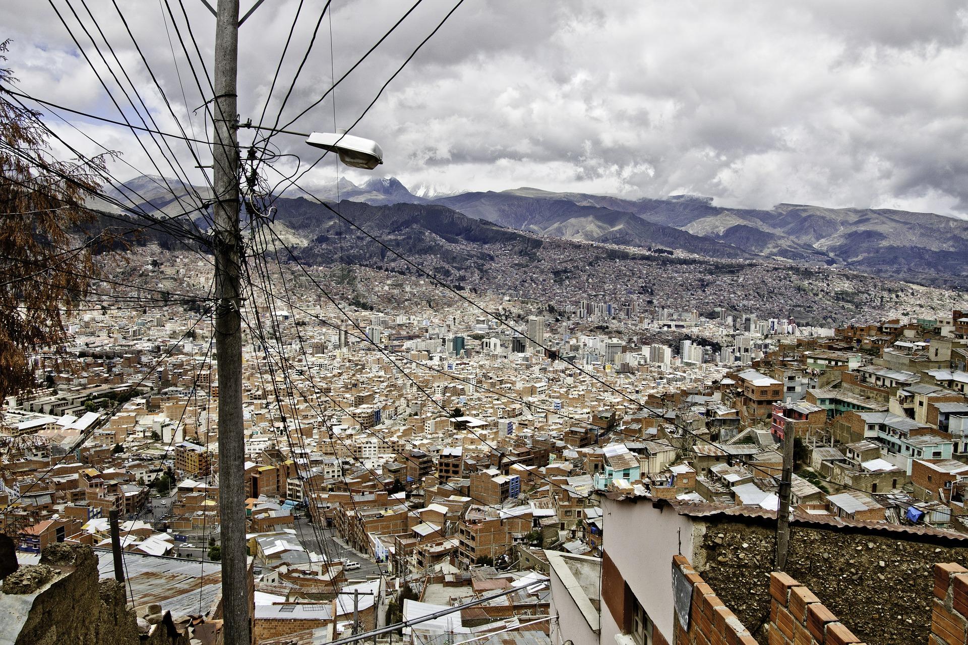 La Paz, Capitale la plus haute du monde
