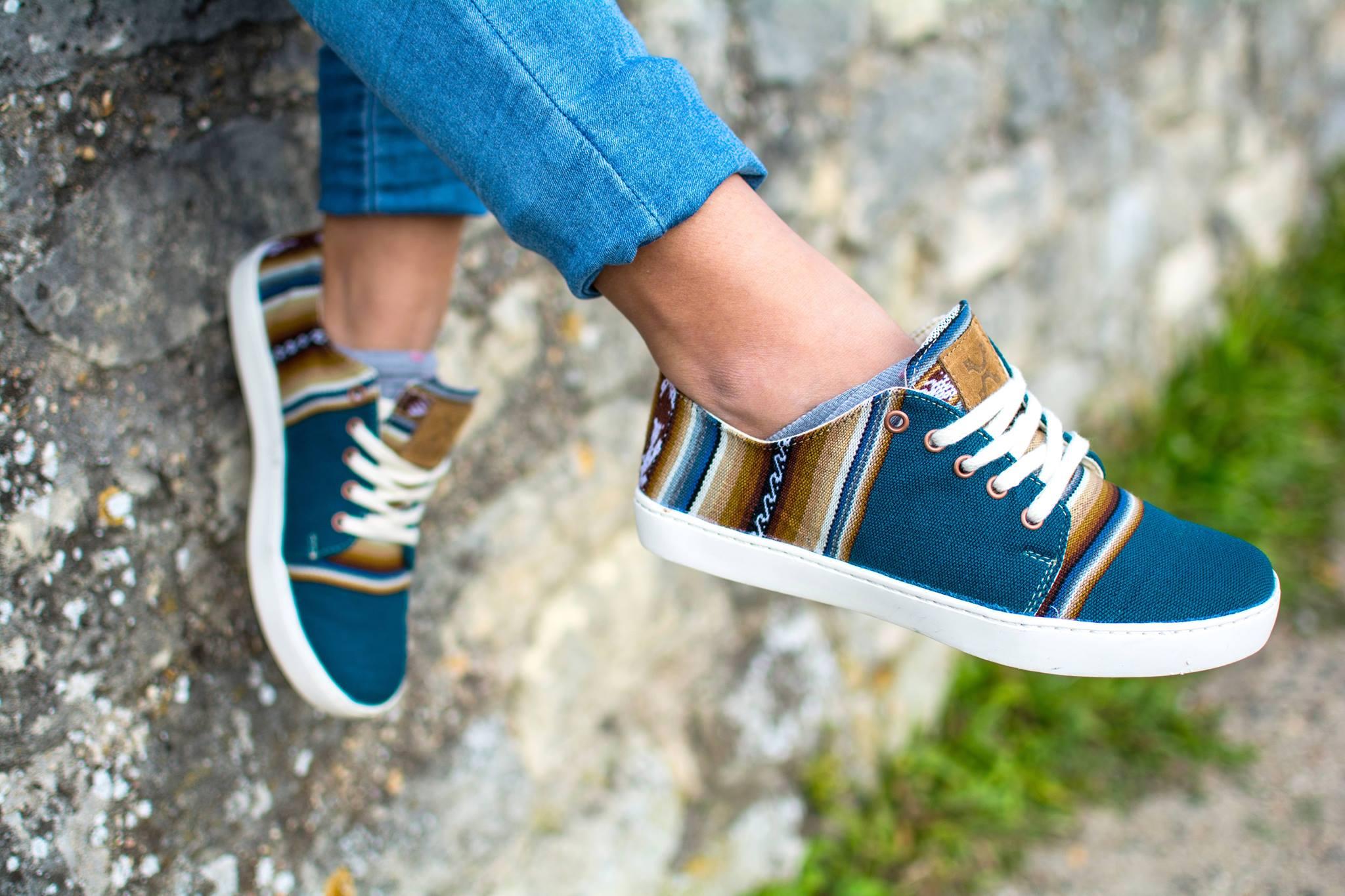 Des chaussures péruviennes solidaires