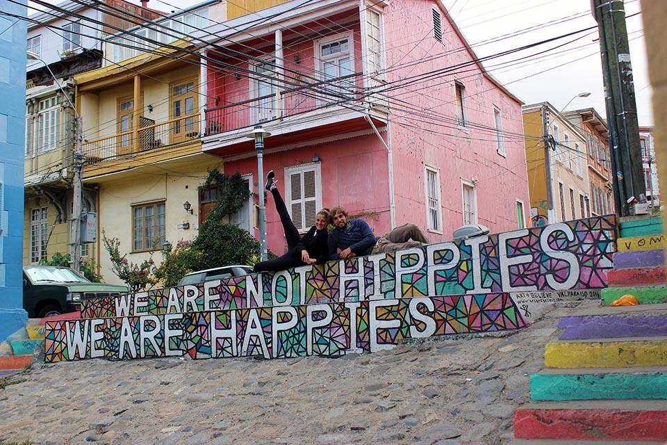 Valparaiso, la ville bohème