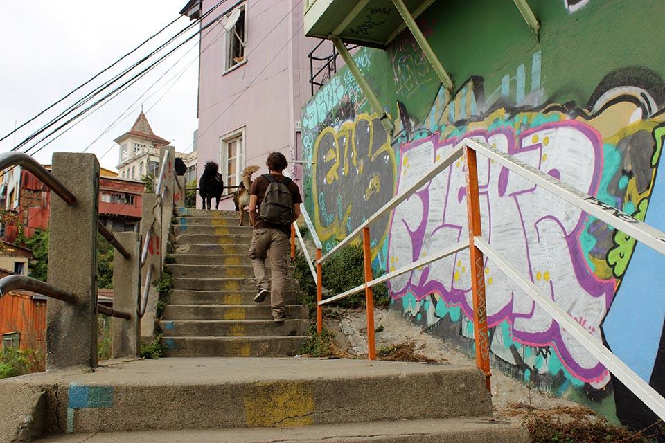valparaiso, chili, city