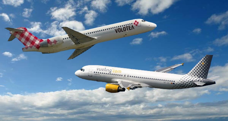 Volotea & Vueling : comment partir en vacances pour 0,80 € cet été !