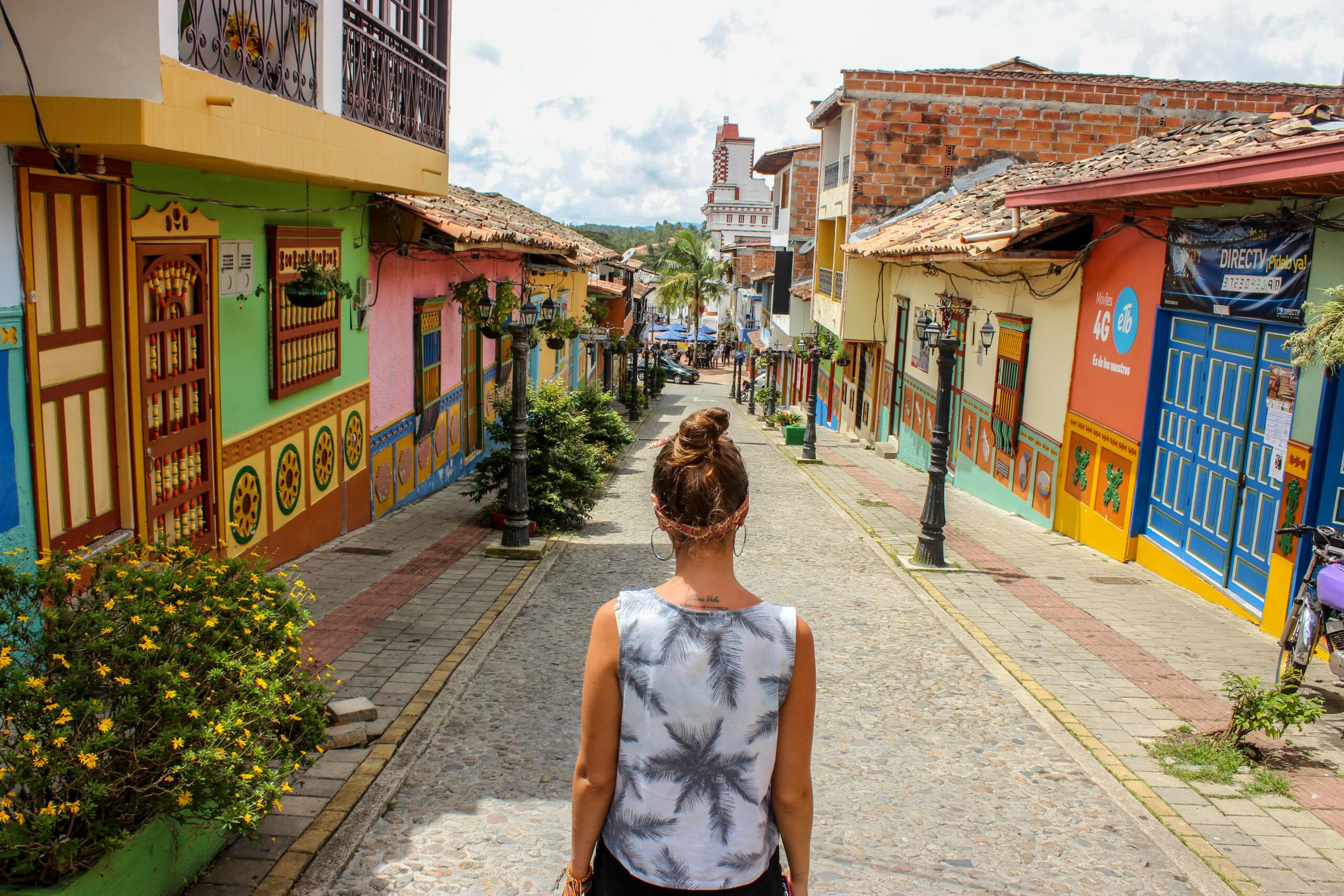 Guatapé, la Colombie aux milles et une couleurs