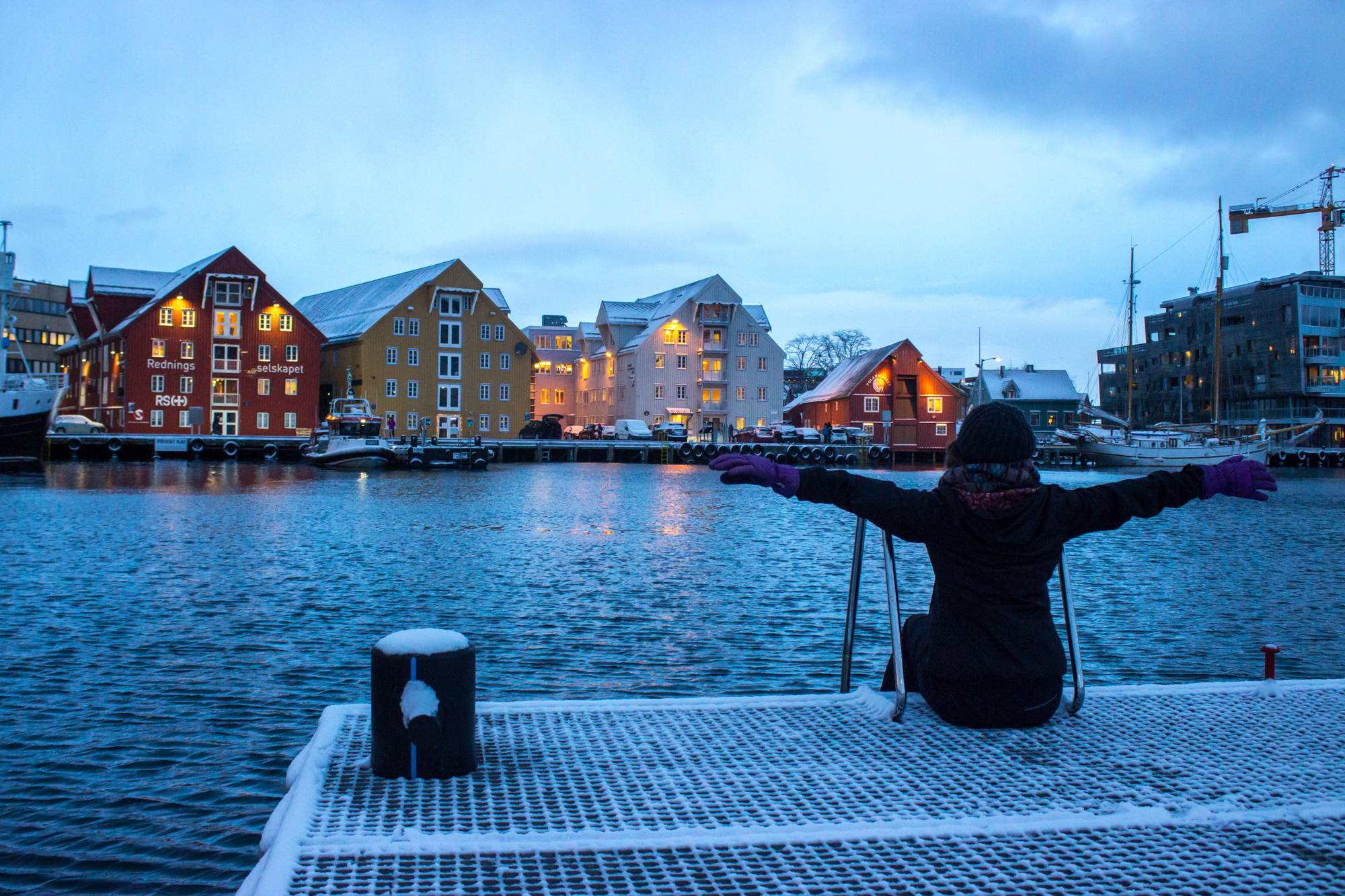 Tromso : la ville et ses activités en une semaine !