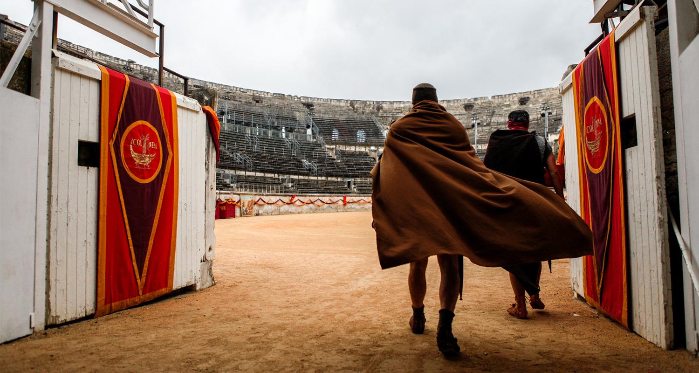 Les Grands Jeux Romains de Nîmes