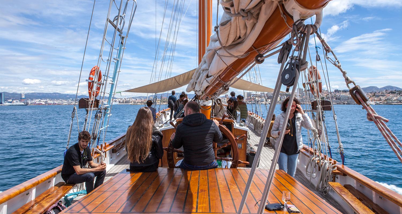 Exploration terre et mer à Marseille