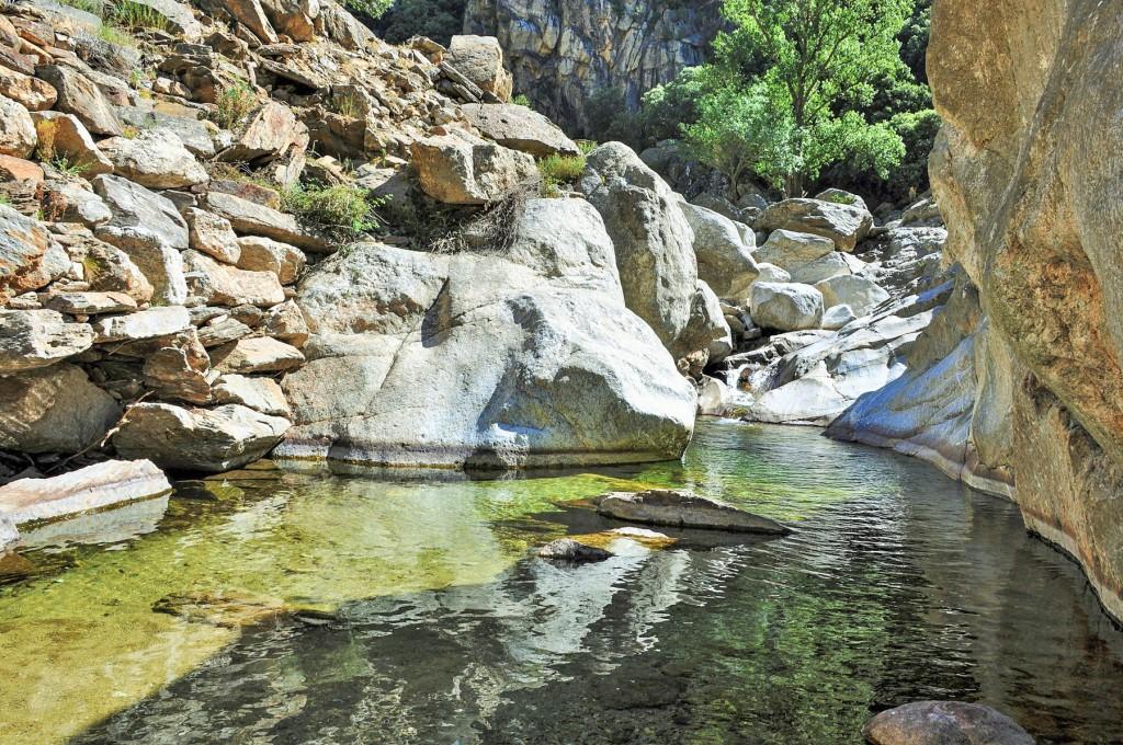 canyoning-pyrénées orientales
