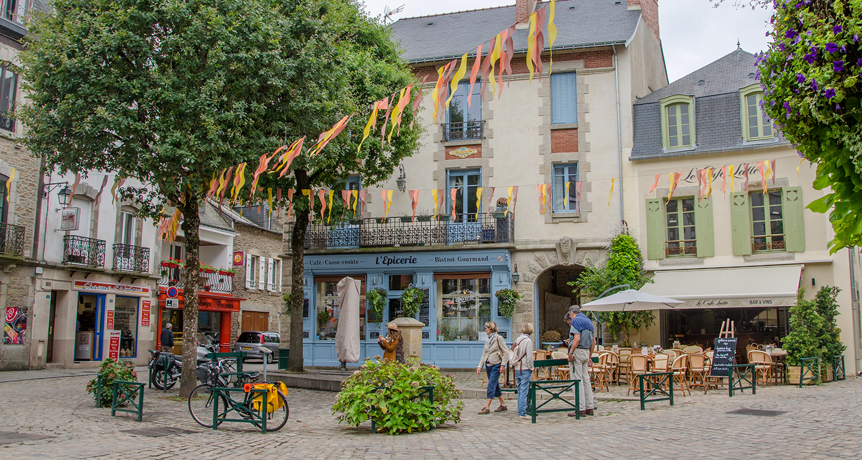 Un séjour en Bretagne sans ma voiture