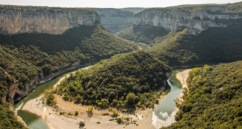 Découvrir la belle Ardèche hors saison