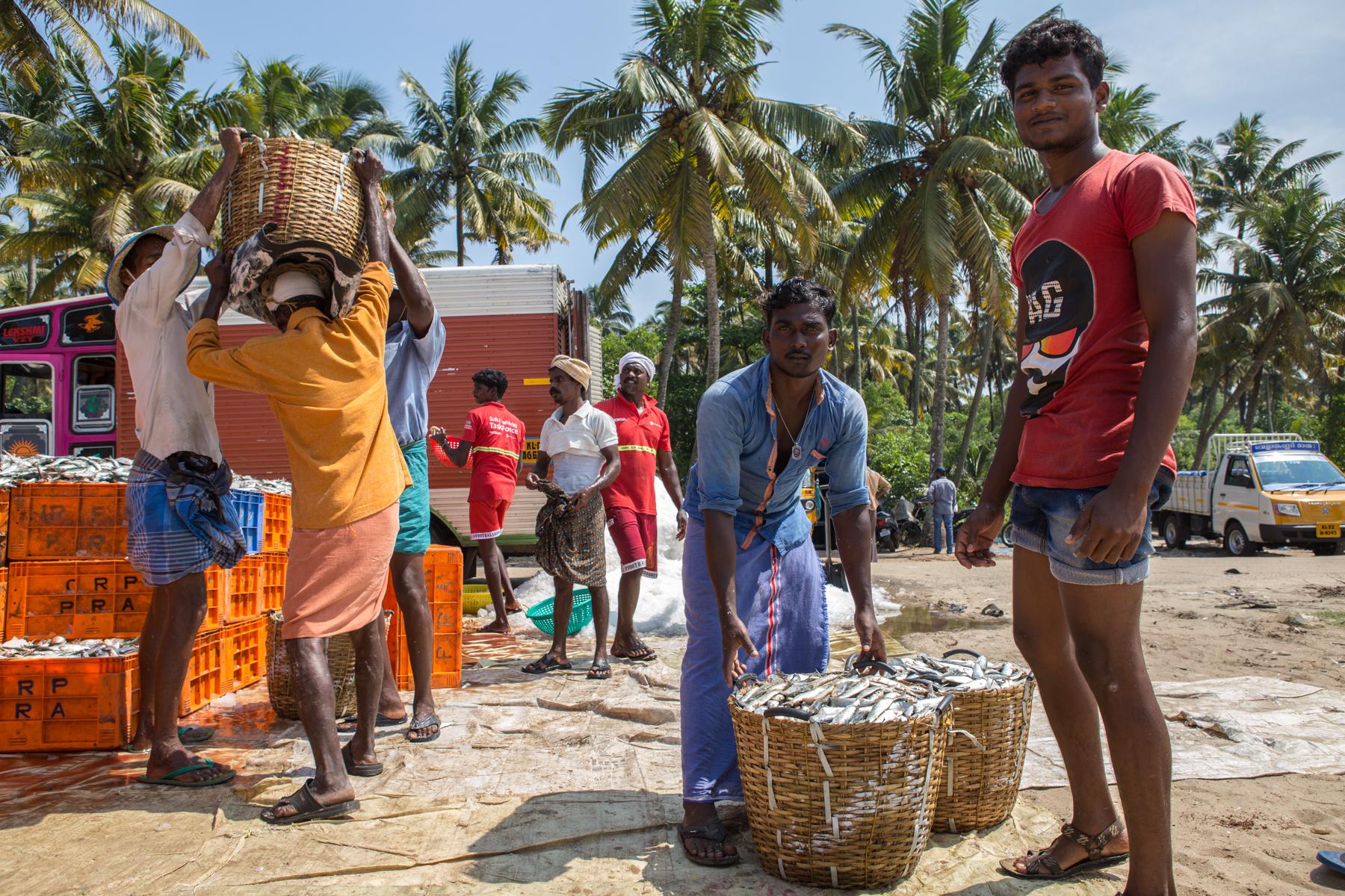 Pecheurs-alleppey-inde-kerala-cochin
